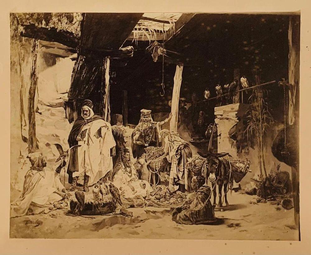 LAZOVSKY G., PHOTOGRAPHER, AUTOGRAPH JACOBI V. (1834-1902), ARTIST, AUTOGRAPH 6 photographs of - Image 2 of 6