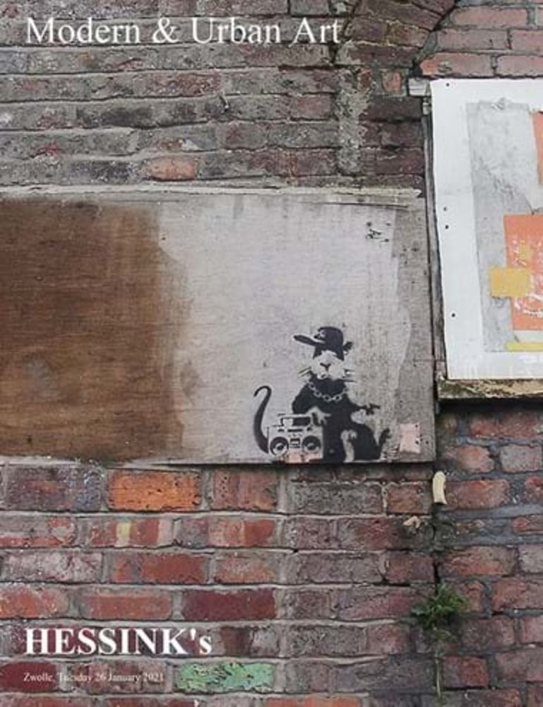 Modern & Urban Art Auction