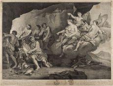 CRISTOFORO DALL'ACQUA 1734 Vicenza - 1787 ebenda (3 Stck.)