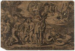 MARCANTONIO RAIMONDI um 1475 Agini - um 1534 Bologna