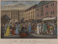 JOHANN SAMUEL LUDWIG HALLE 1763 Berlin - 1829 ebenda