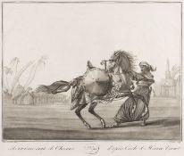 CHARLES FRANCOIS GABRIEL LEVACHEZ Tätig 1760 - 1820 (3 Stck.)