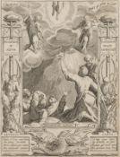 EGIDIUS SADELER 1570 Antwerpen - 1629 Prag (11 Stck.)