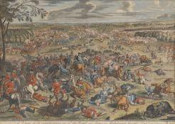 JAN VAN HUCHTENBURGH 1647 Haarlem - 1733 Amsterdam