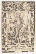 VIRGIL SOLIS 1514 Nürnberg - 1562 ebenda (2 Stck.)