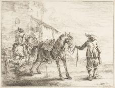 DIRCK VAN DER STOOP Um 1615 Dordrecht - 1686 Utrecht