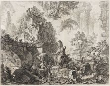 GIOVANNI BATTISTA PIRANESI 1720 Venedig - 1778 Rom