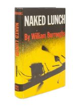BURROUGHS, William S. (1914-1997). Naked Lunch. New York: Grove Press Inc., 1959 [but 1962].