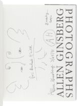 [GINSBERG, Allen (1926-1997)]. A group of 3 FIRST EDITIONS, comprising: