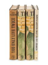 [FLEMING, Ian] -- [FIRST EDITIONS]. A group of 4 works, comprising: