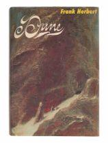 HERBERT, Frank (1920-1986). Dune. Philadelphia: Chilton Books, 1965.