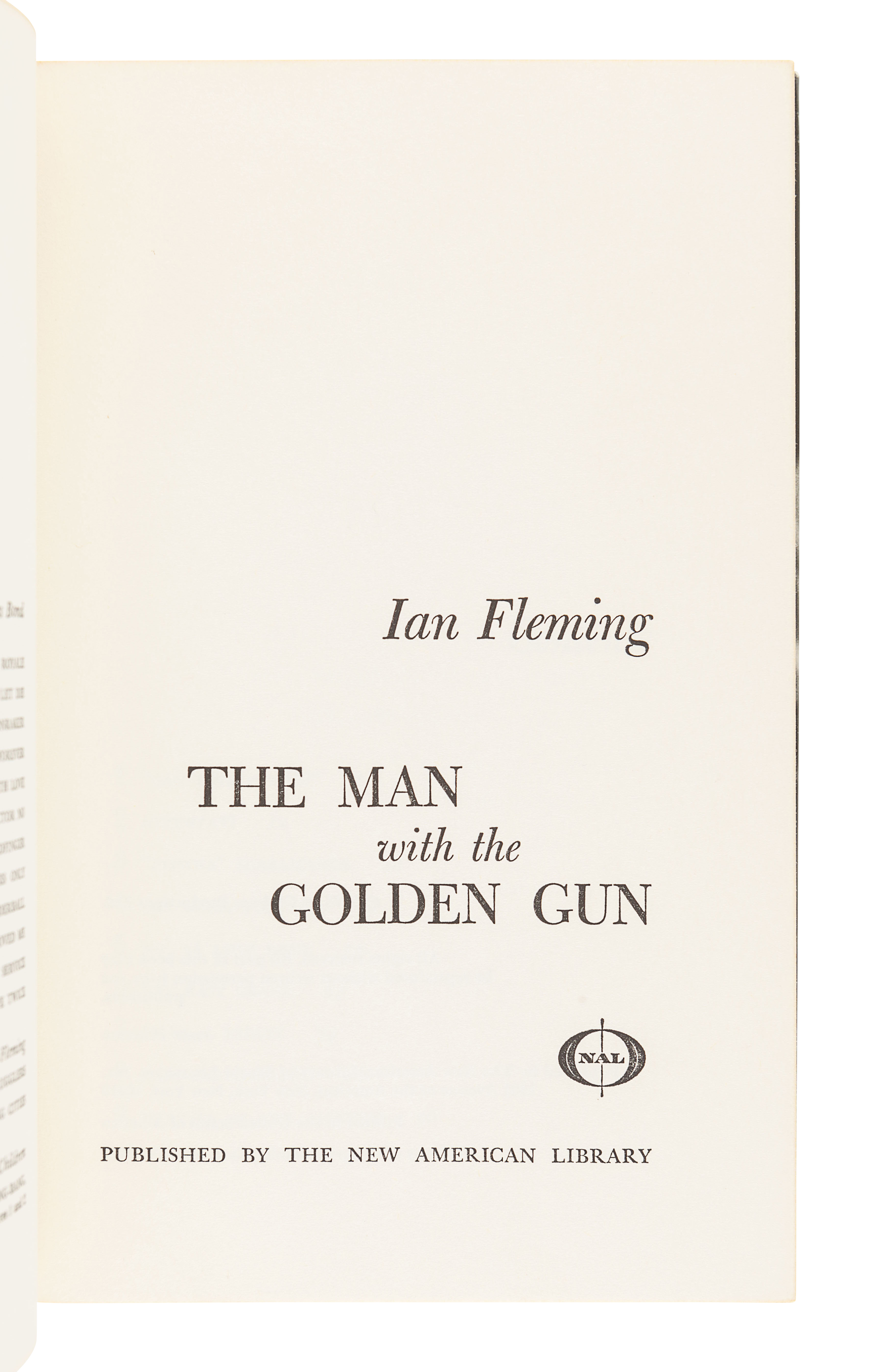 [FLEMING, Ian] -- [US EDITIONS AND PIRACIES]. A group of 5 works, comprising: - Image 13 of 14