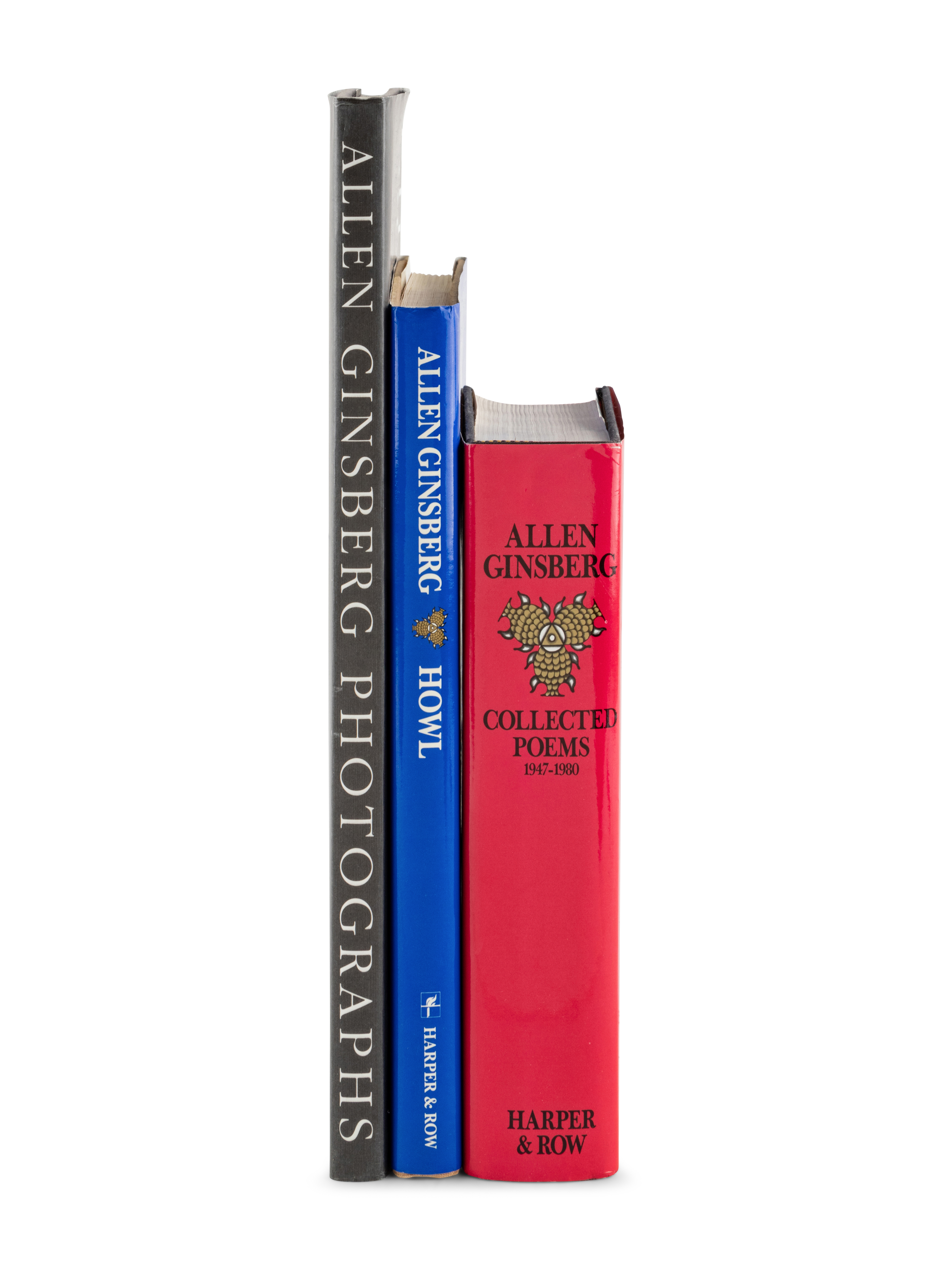 [GINSBERG, Allen (1926-1997)]. A group of 3 FIRST EDITIONS, comprising: - Image 6 of 6