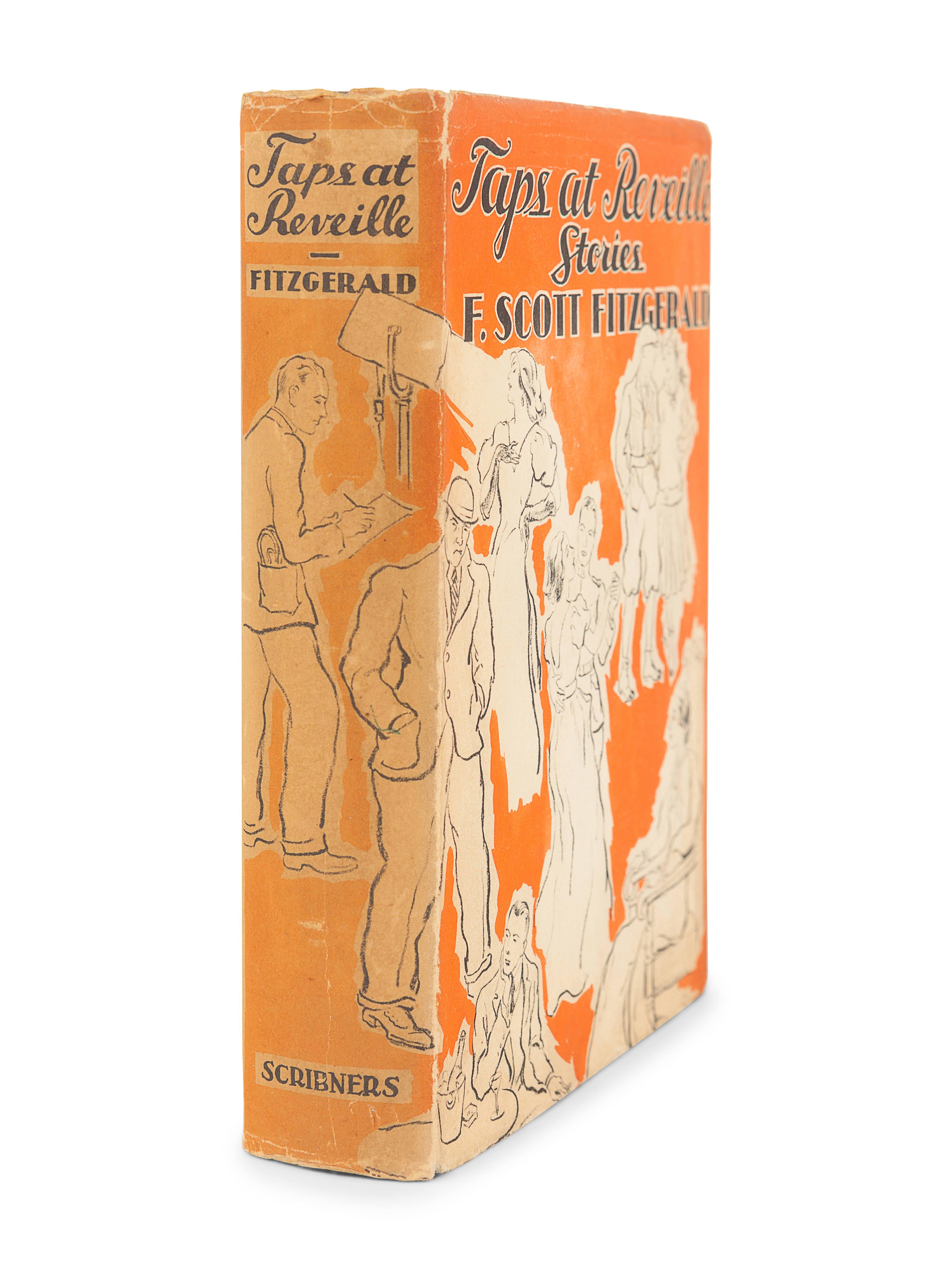 FITZGERALD, F. Scott (1896-1940). Taps at Reveille. New York: Scribner's, 1935. - Image 2 of 3