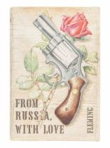 FLEMING, Ian (1908-1964). From Russia, With Love. London: Jonathan Cape, 1957.