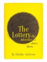 JACKSON, Shirley (1916-1965).The Lottery. New York: Farrar, Straus and Company, 1949.
