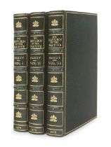 HARDY, Thomas (1840-1928). The Return of the Native. London: Smith, Elder, & Co., 1878.