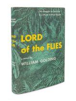 GOLDING, William (1911-1993). Lord of the Flies. New York: Coward-McCann, Inc., 1955.