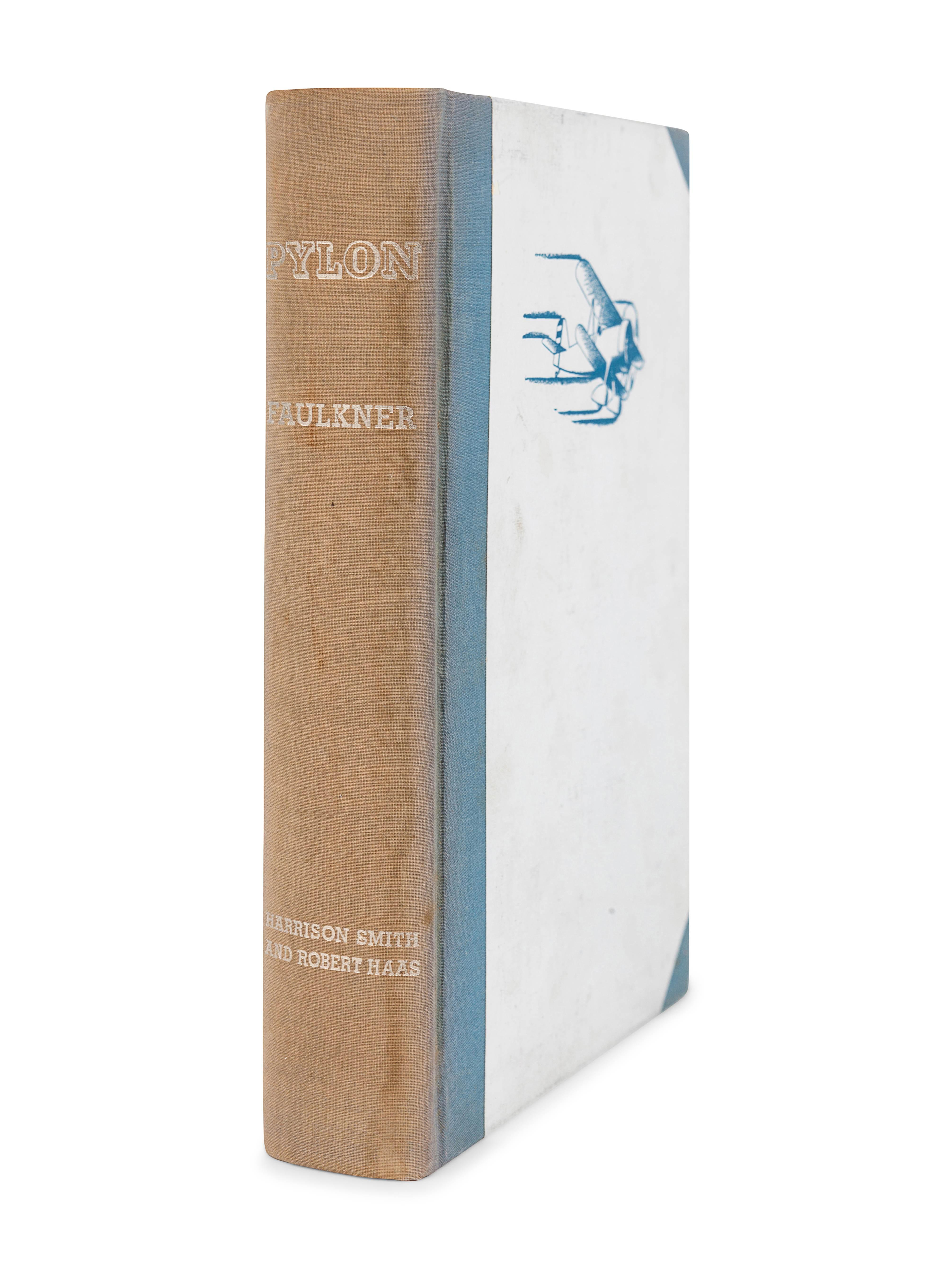 FAULKNER, William (1897-1962). Pylon. New York: Harrison Smith and Robert Haas, 1935. - Image 3 of 3