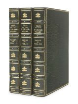 HARDY, Thomas (1840-1928). Tess of the D'Urbervilles. A Faithful Woman. London: James R. Osgood, McI