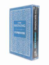 KING, Stephen (b. 1947). The Shining. Burton, MI: Subterranean Press, 2013.