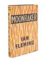 FLEMING, Ian (1908-1964). Moonraker. London: Jonathan Cape, 1955.