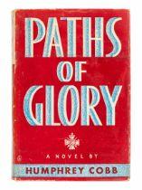 COBB, Humphrey (1899-1944). Paths of Glory. New York: The Viking Press, 1935.
