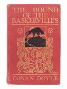 DOYLE, Arthur Conan (1859-1930). The Hound of the Baskervilles. London: George Newnes, Limited, 1902