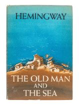 HEMINGWAY, Ernest (1899-1961). The Old Man and the Sea. New York: Charles Scribner's Sons, 1952.