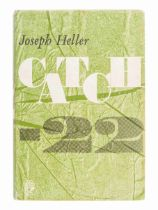 HELLER, Joseph (1923-1999). Catch-22. London: Jonathan Cape, 1962.