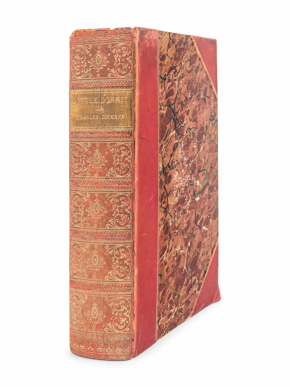 DICKENS, Charles (1812-1870). Little Dorrit. London: Bradbury & Evans, 1857. - Image 2 of 2