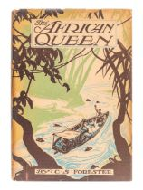 FORESTER, Cecil Scott (1899-1966). The African Queen. Boston: Little, Brown, and Company, 1935.