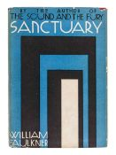 FAULKNER, William (1897-1962). Sanctuary. New York: Jonathan Cape and Harrison Smith, 1931.