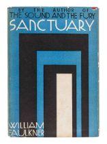 FAULKNER, William (1897-1962). Sanctuary. New York: Jonathan Cape and Harrison Smith, 1931.