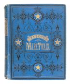 """CLEMENS, Samuel (""""Mark Twain"""") (1835-1910). Mark Twain's Sketches, New and Old. Hartford and Chicago"""