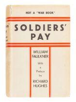 FAULKNER, William (1897-1962). Soldiers' Pay. New York: Boni & Liveright, 1926.