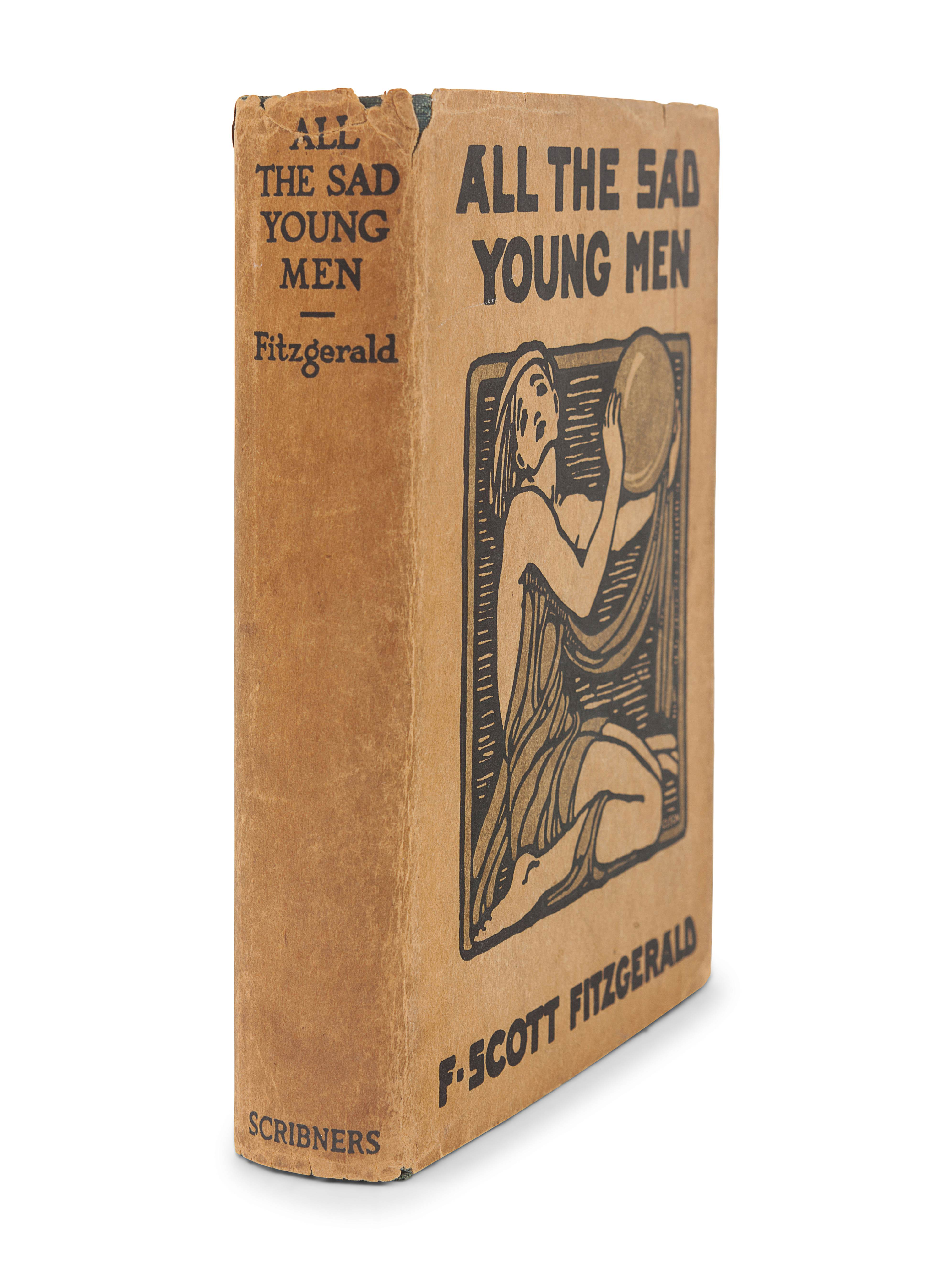 FITZGERALD, F. Scott (1896-1940). All the Sad Young Men. New York: Scribner's, 1926. - Image 3 of 3