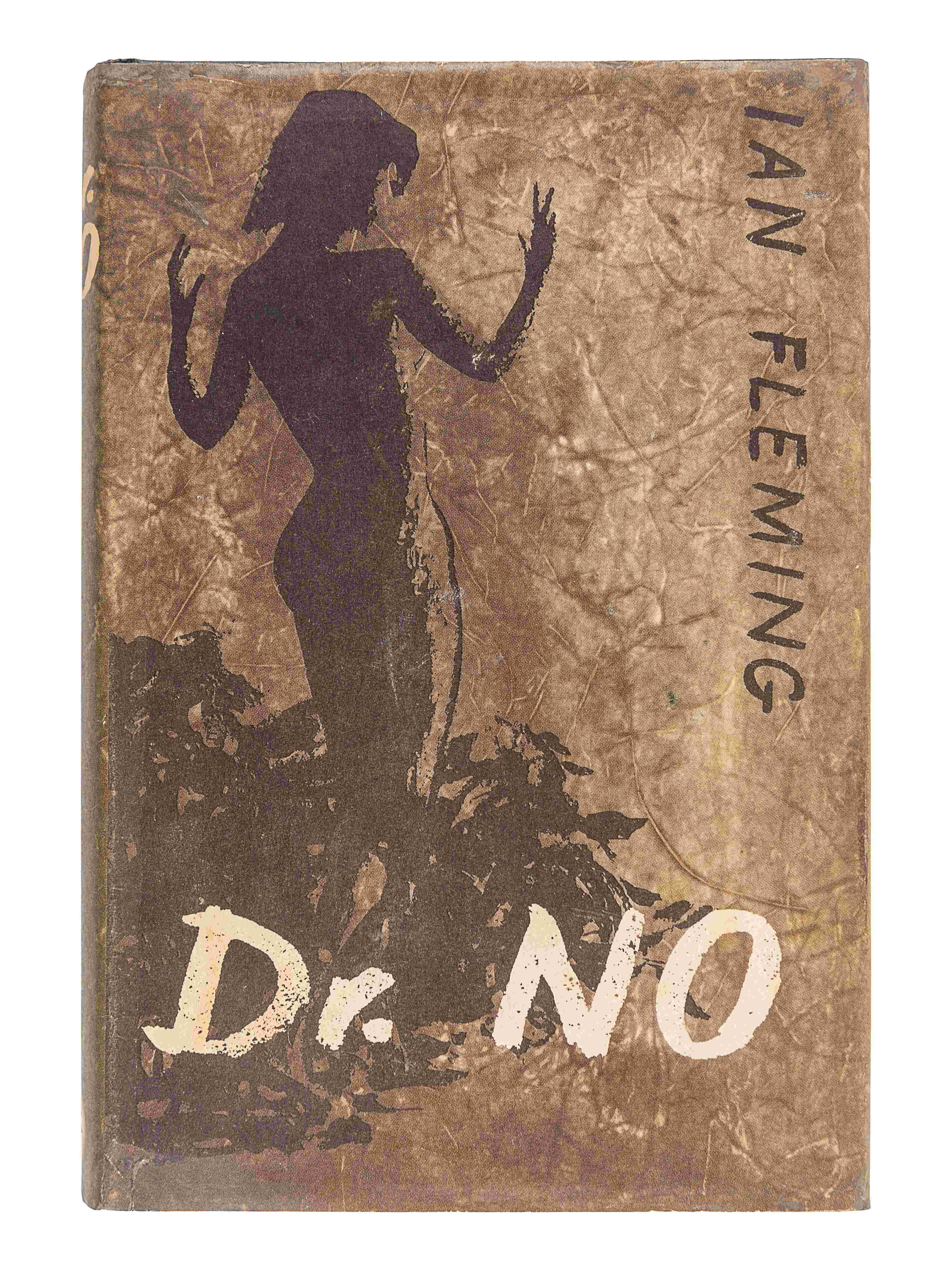FLEMING, Ian (1908-1964). Dr. No. London: Jonathan Cape, 1958. - Image 3 of 3