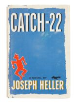HELLER, Joseph (1923-1999). Catch-22. New York: Simon and Schuster, 1961.