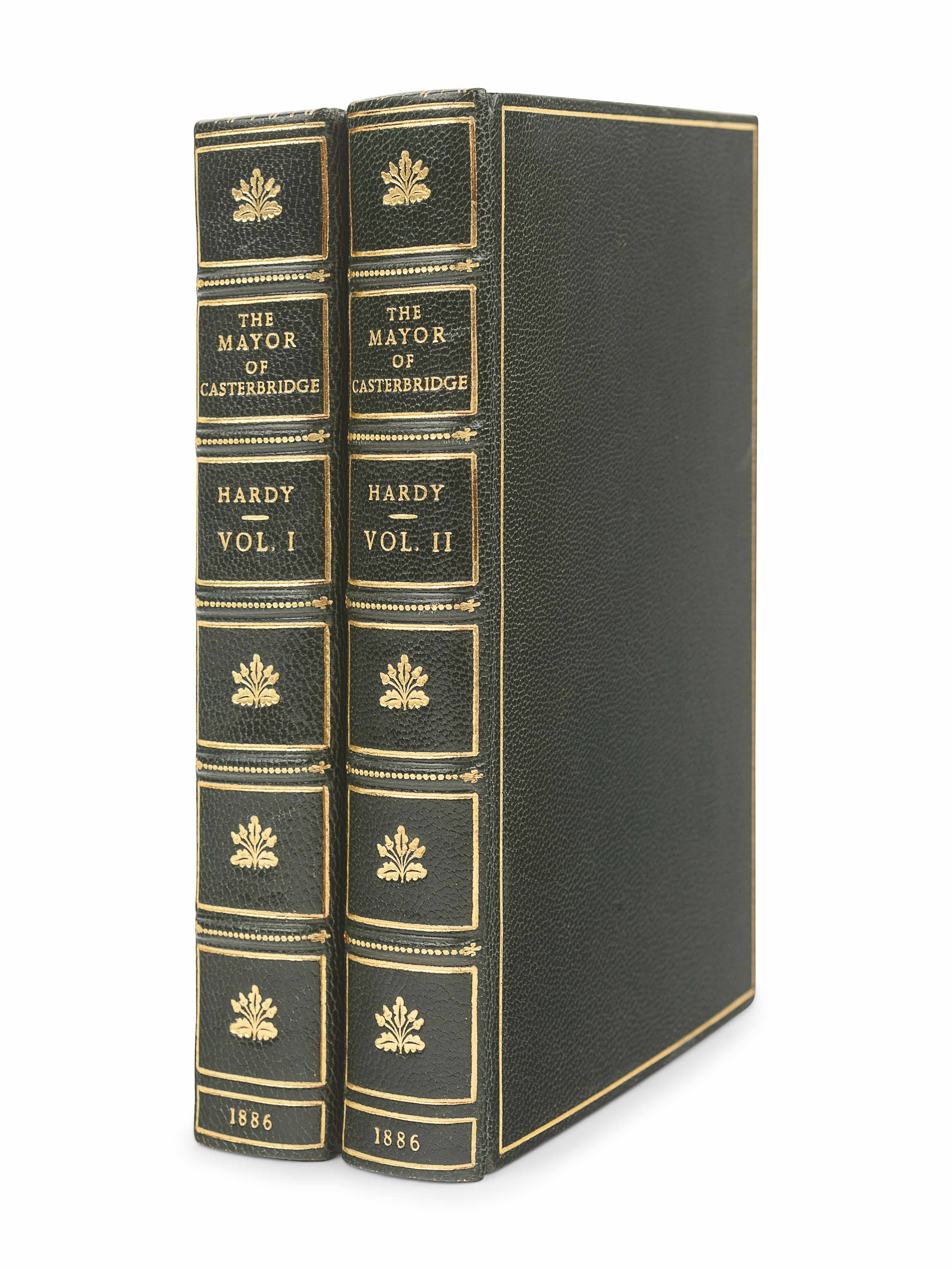 HARDY, Thomas (1840-1928). The Mayor of Casterbridge: The Life and Death of a Man of Character. Lond - Image 2 of 3