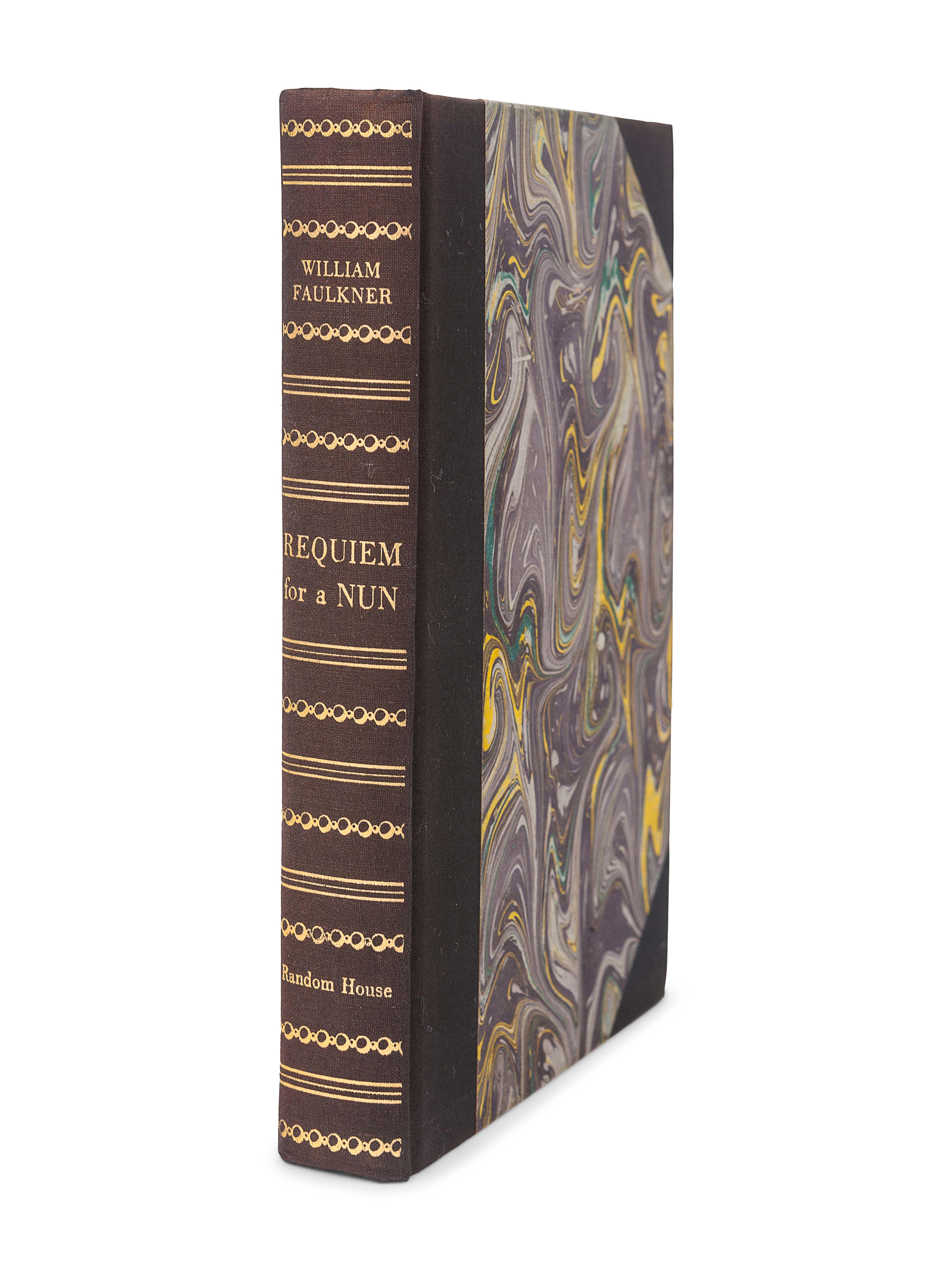 FAULKNER, William (1897-1962). Requiem for a Nun. New York: Random House, 1951. - Image 2 of 3