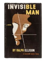ELLISON, Ralph (1914-1994). Invisible Man. New York: Random House, 1952.
