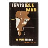 ELLISON, Ralph (1914-1994). Invisible Man. New York: Random House, 1952.