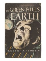 HEINLEIN, Robert A. (1907-1988). The Green Hills Of Earth. Chicago: Shasta Publishers, 1951.