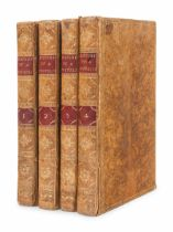 FIELDING, Henry (1707-1754). The History of Tom Jones, A Foundling. Basel: For J.L. Legrand, 1791.