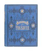 "CLEMENS, Samuel (""Mark Twain"") (1835-1910). The Adventures of Tom Sawyer. Hartford, et al: The Amer"