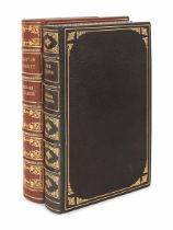 FAULKNER, William (1897-1962). Two works finely bound, comprising: