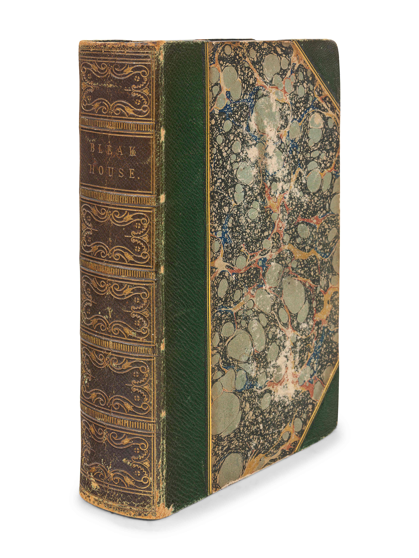 DICKENS, Charles (1812-1870). Bleak House. London: Bradbury & Evans, 1853. - Image 2 of 2