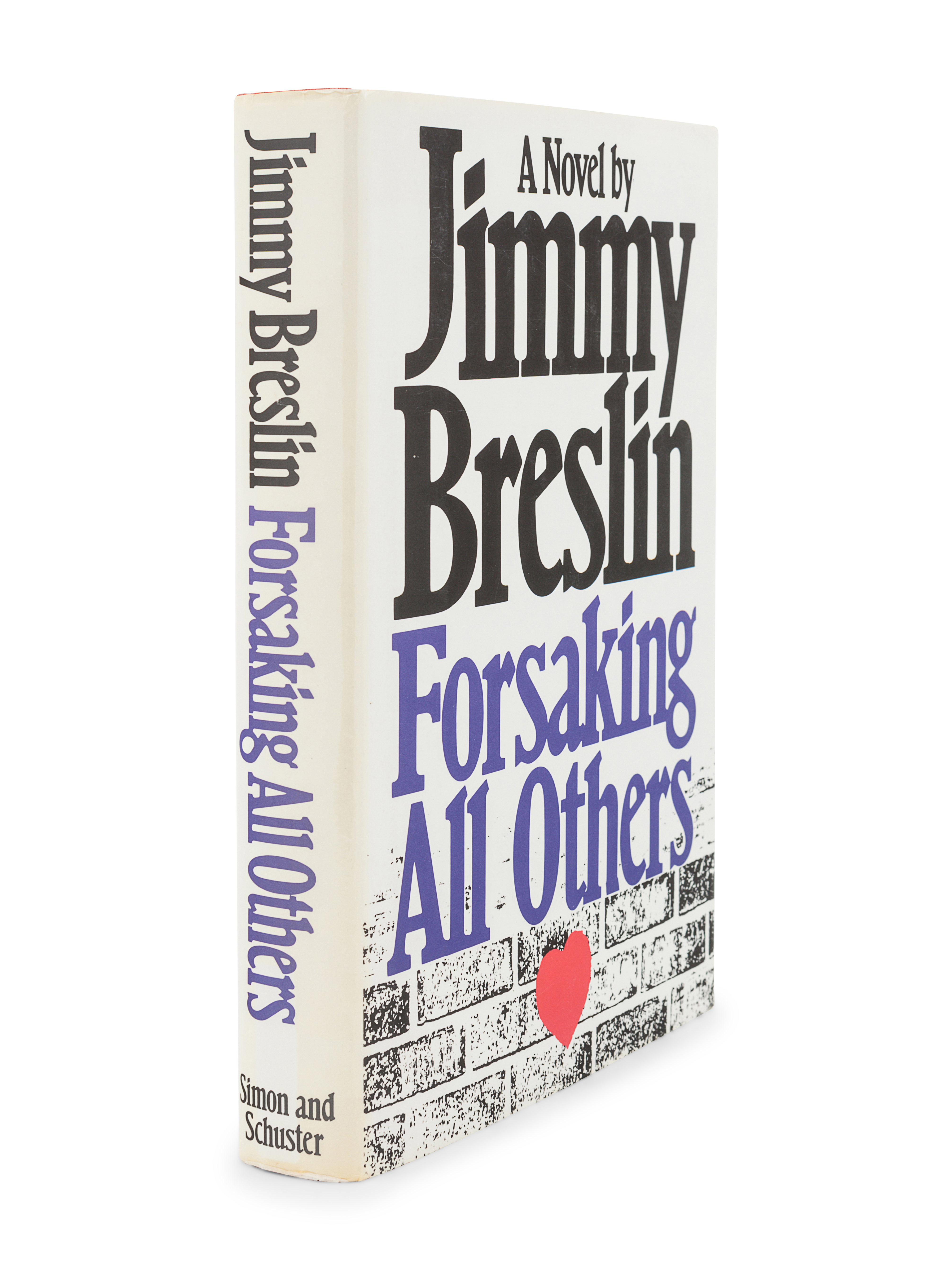 [BRESLIN, Jimmy (1928-2017)]. A group of 4 FIRST EDITIONS by Breslin, comprising: - Image 9 of 9