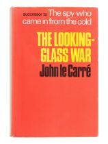 LE CARRE, John (1931-2020). The Looking-Glass War. London: Heinemann, 1965.